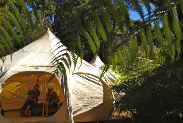 Bell tent - Solscape