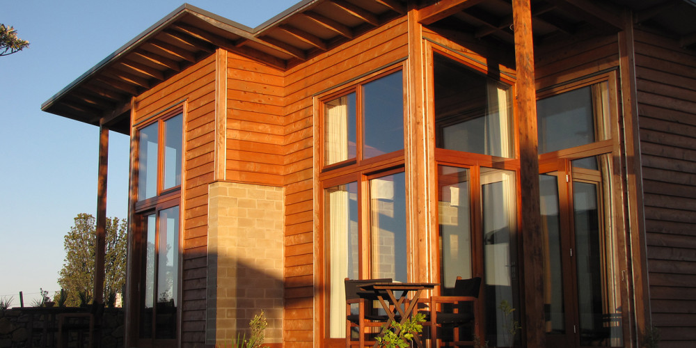 Eco Bach luxury accommodation Raglan