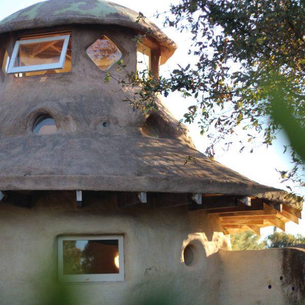 Earth Domes Accommodation Solscape Raglan